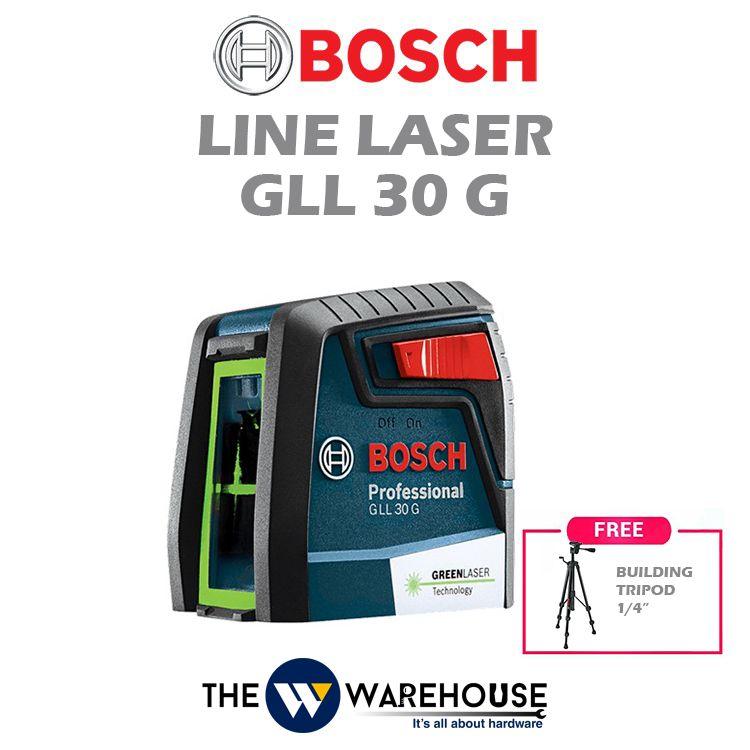 Bosch GLL30G - combo 1