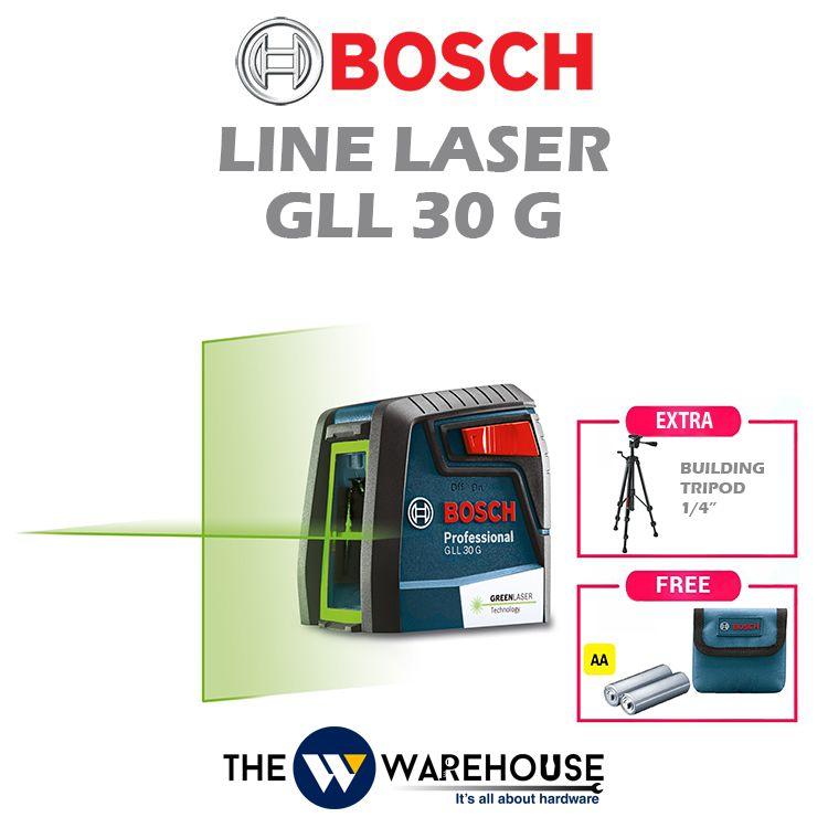 Bosch Line Laser GLL 30 G - Combo