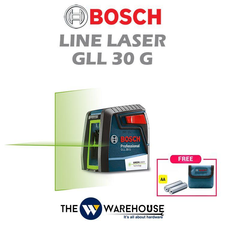 Bosch Line Laser GLL 30 G