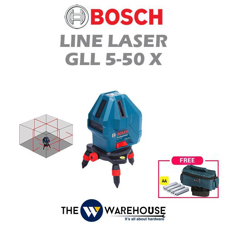 Bosch Line Laser GLL 5-50 X