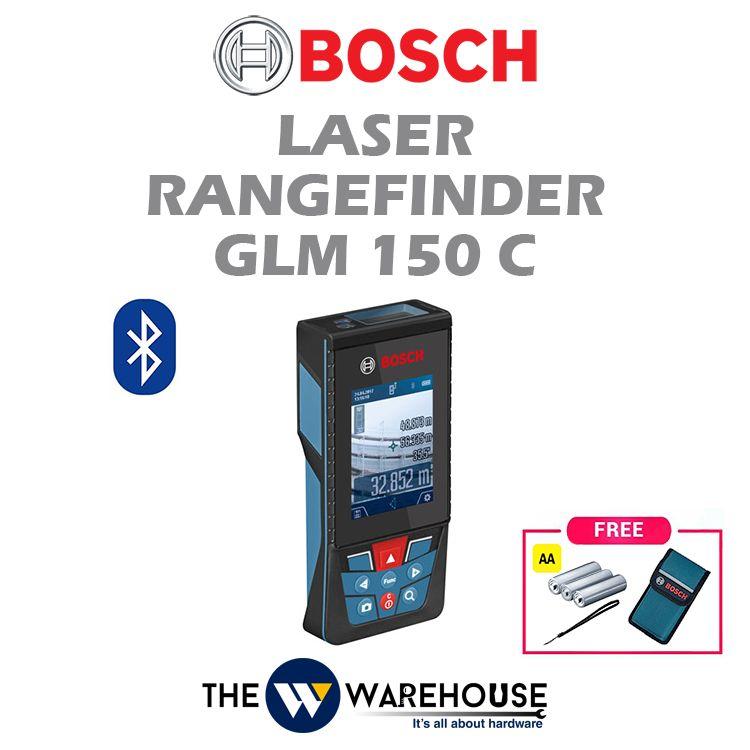 Bosch Laser Rangefinder GLM 150 C