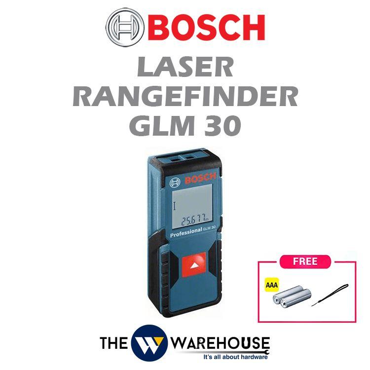 Bosch Laser Rangefinder GLM 30