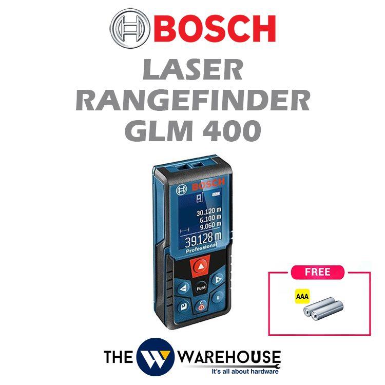 Bosch Laser Rangefinder GLM 400
