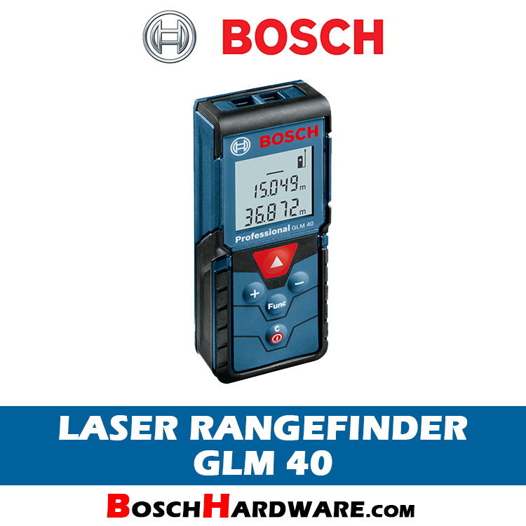 Bosch Range Finder GLM 40