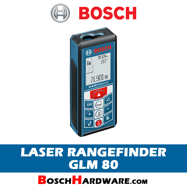 Bosch Range Finder GLM 80