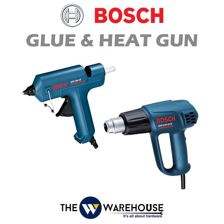 Bosch Glue & Heat Gun