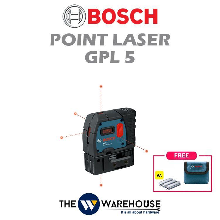 Bosch Point Laser GPL 5