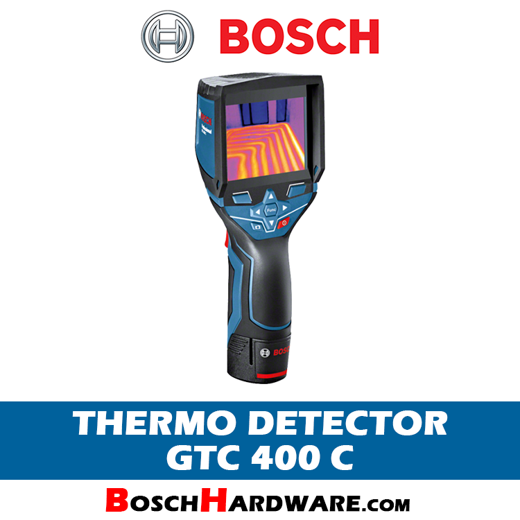 Bosch Thermo Detector GTC 400 C