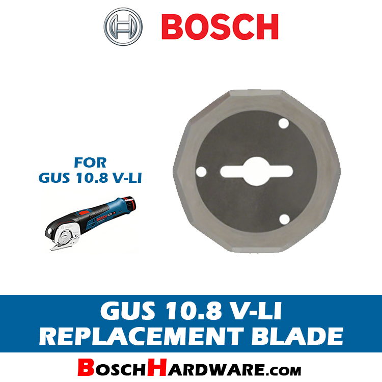 Bosch GUS 10.8V-LI Replacement Blade 1619PA2338