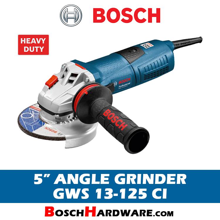Bosch Angle Grinder GWS 13-125 CI