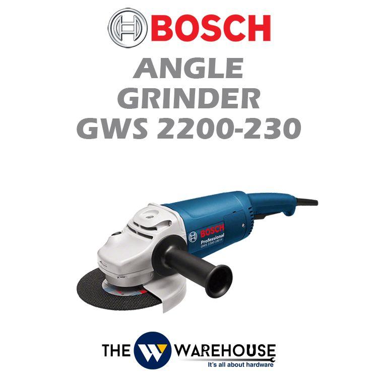 Bosch Angle Grinder GWS 2200-230