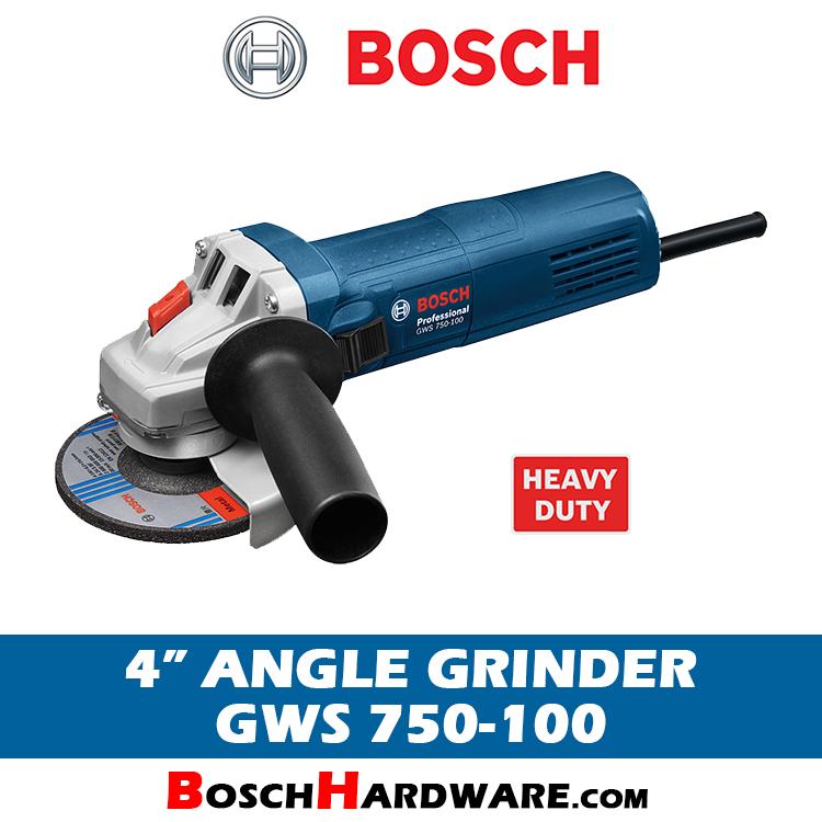 Bosch Angle Grinder GWS 750-100
