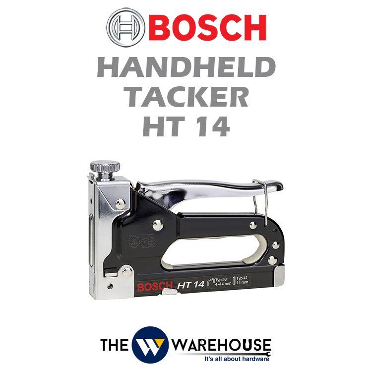 Bosch Handheld Tacker / Staple HT14
