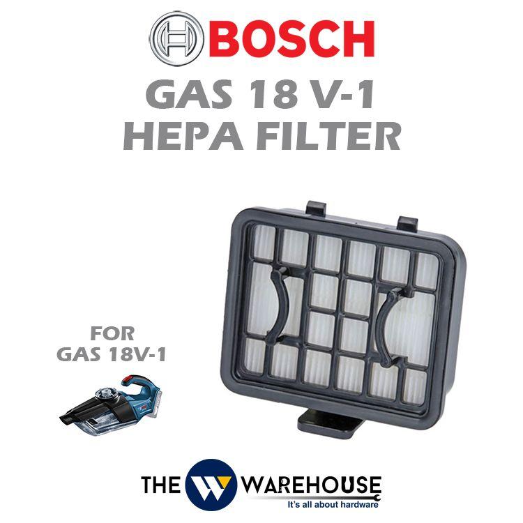 Bosch Hepa Filter for GAS18V-1 1619PB2034