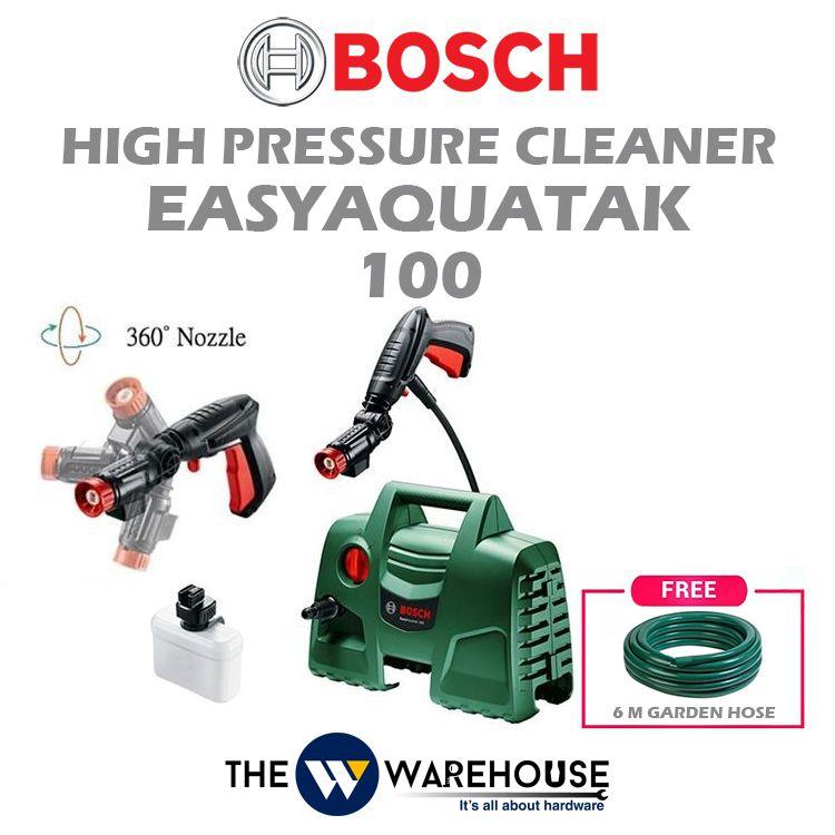 Bosch High Pressure Cleaner Easyaquatak 100 - Combo