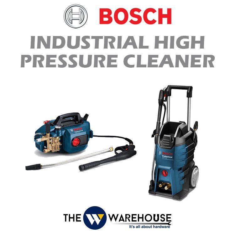 Bosch Industrial High Pressure Cleaner