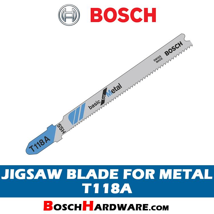 Bosch Jigsaw Blade T118A 2608631013