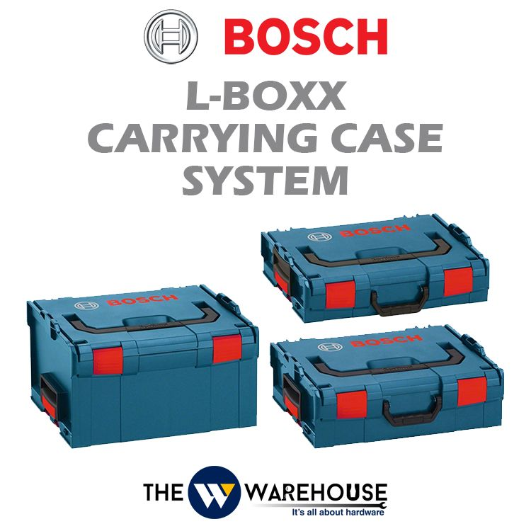 Bosch L-Boxx Carrying Case System