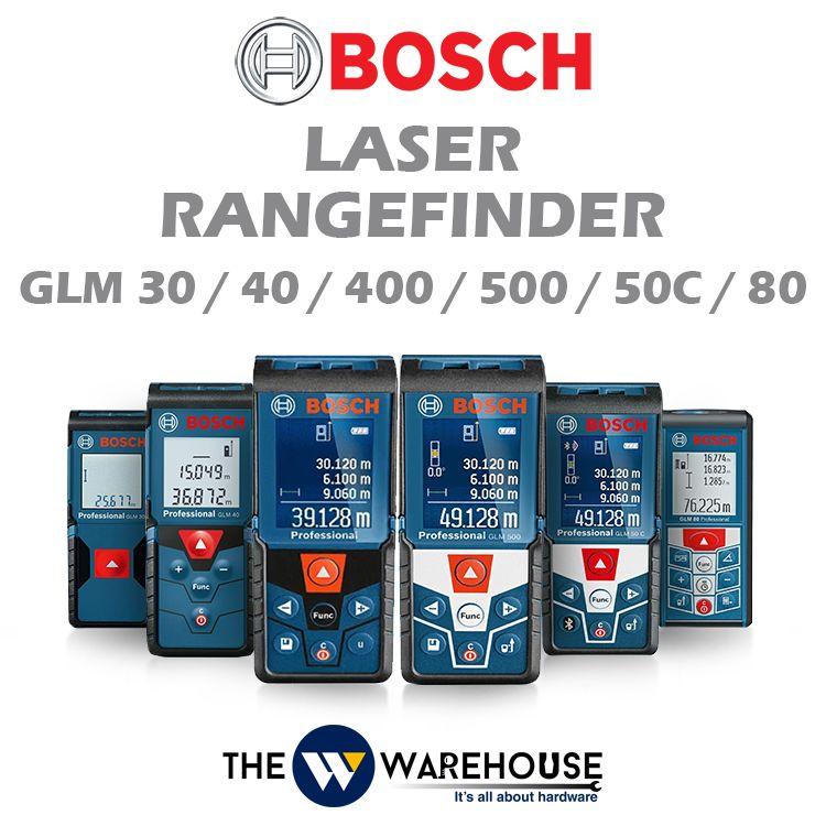 Bosch Laser Rangefinders