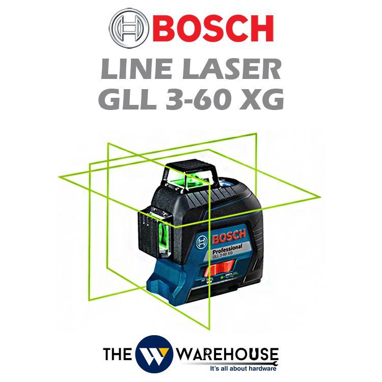 Bosch Line Laser GLL 3-60 XG