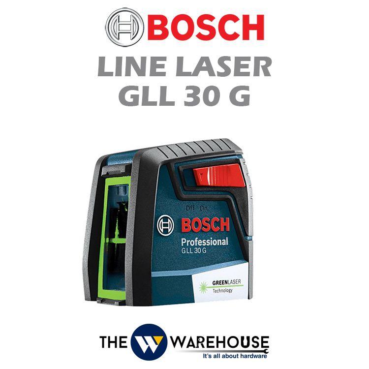 Bosch Line Laser GLL30G
