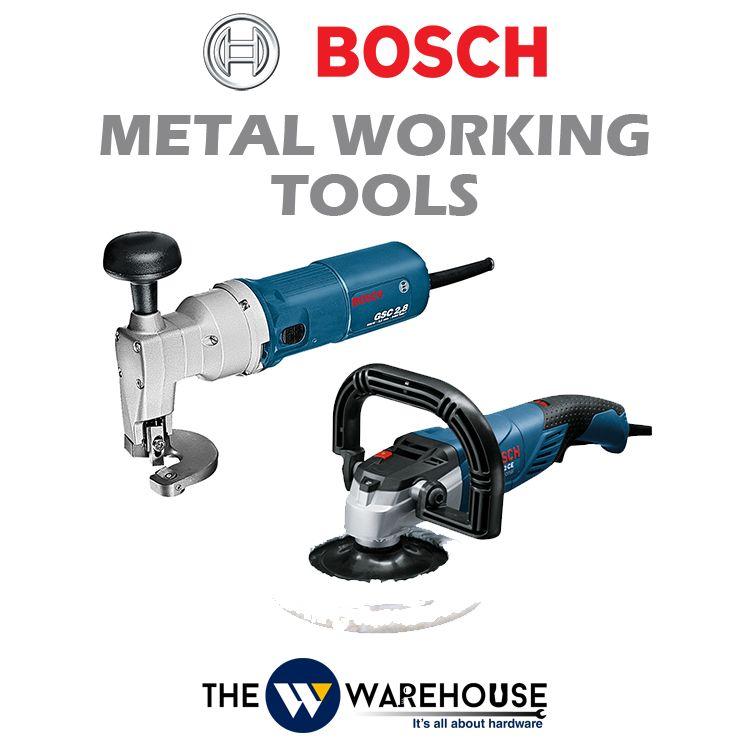 Bosch Metal Working Tools