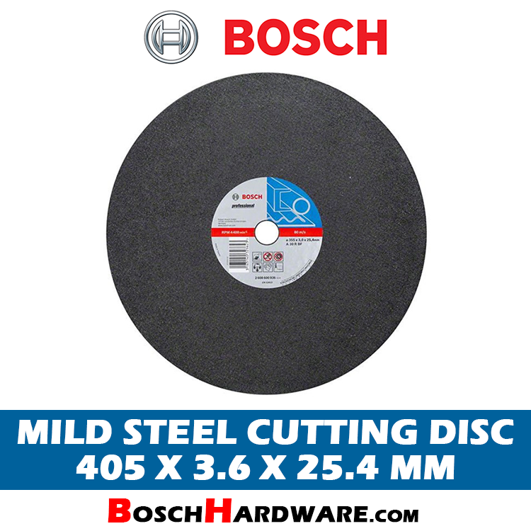 Bosch Mild Steel Cutting Disc 16 inch 2608600428