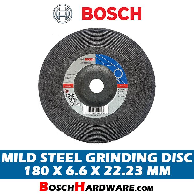Bosch Mild Steel Grinding Disc 2608602379 BH