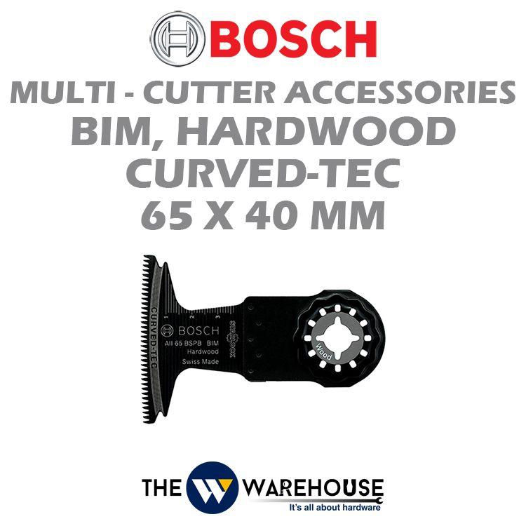 Bosch Multi Cutter Accessories AII 65 BSPB 2608662017