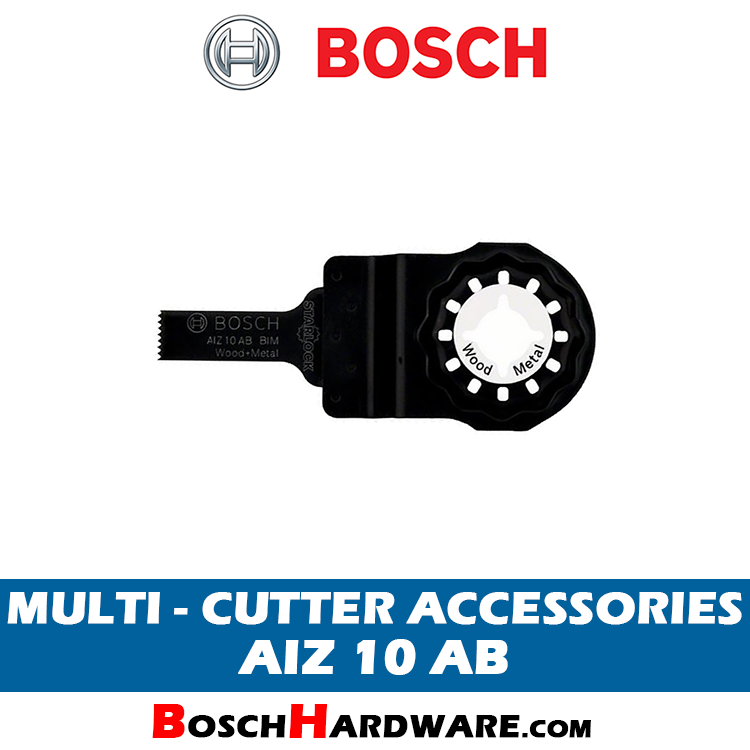 BOSCH MULTI CUTTER ACCESSORIES AIZ10AB 2608661641 BH