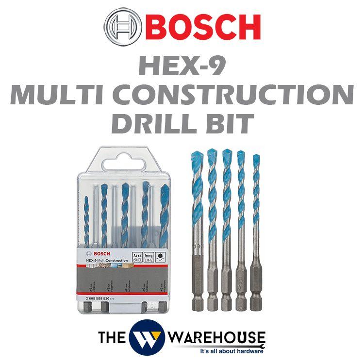 Bosch Multi-Purpose Drill Bit