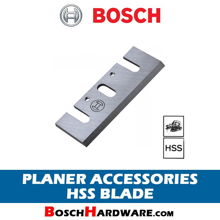 BOSCH PLANER ACCESSORIES HSS BLADE 2607000193 BH