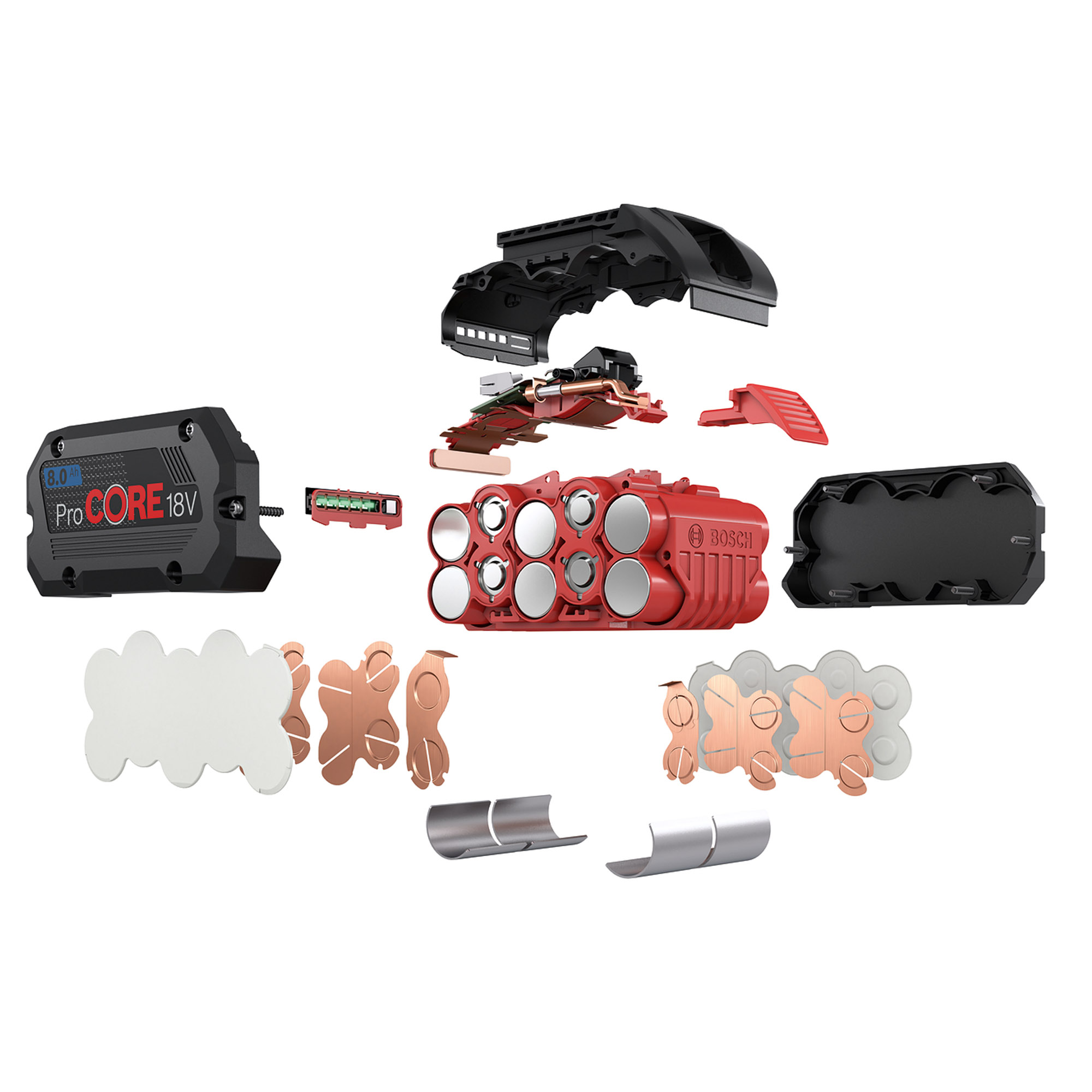 Bosch ProCore Battery 18V 4.0Ah