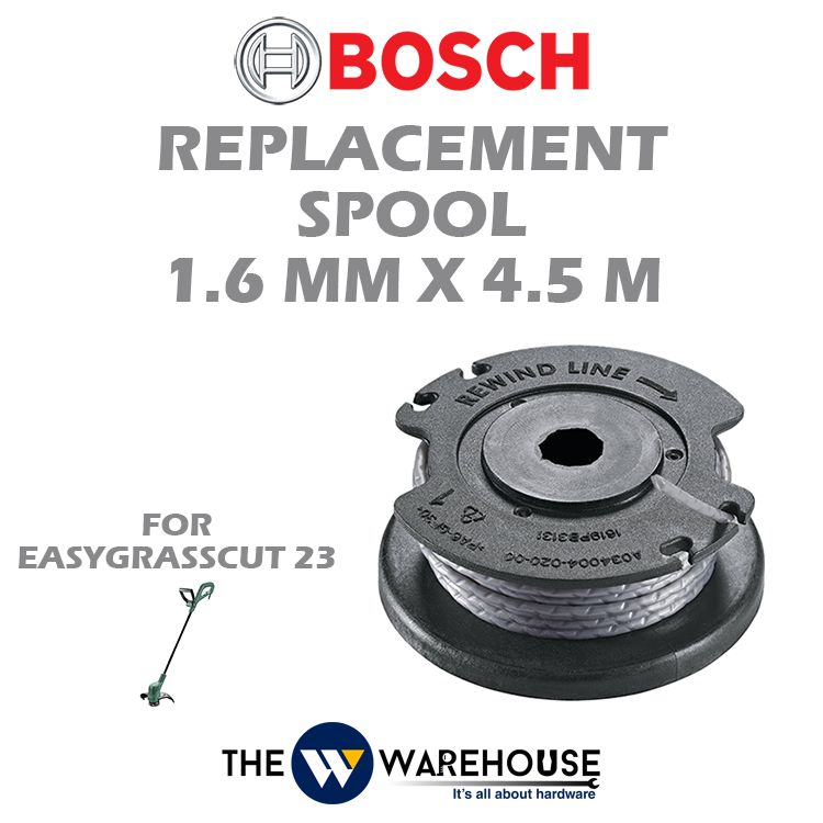 Bosch Replacement Spool for EasyGrassCut 23