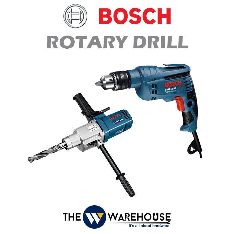 Bosch Rotary Drills