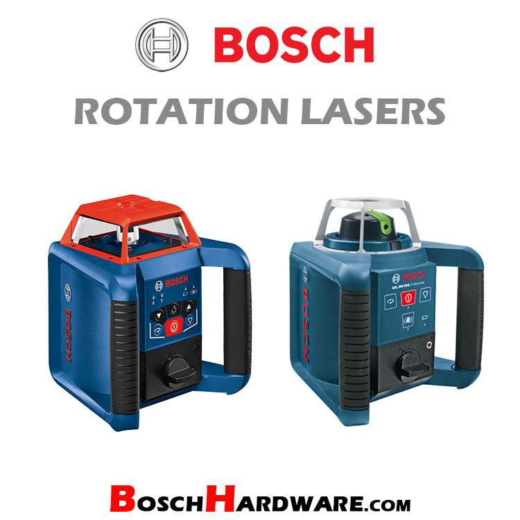 Rotation Lasers