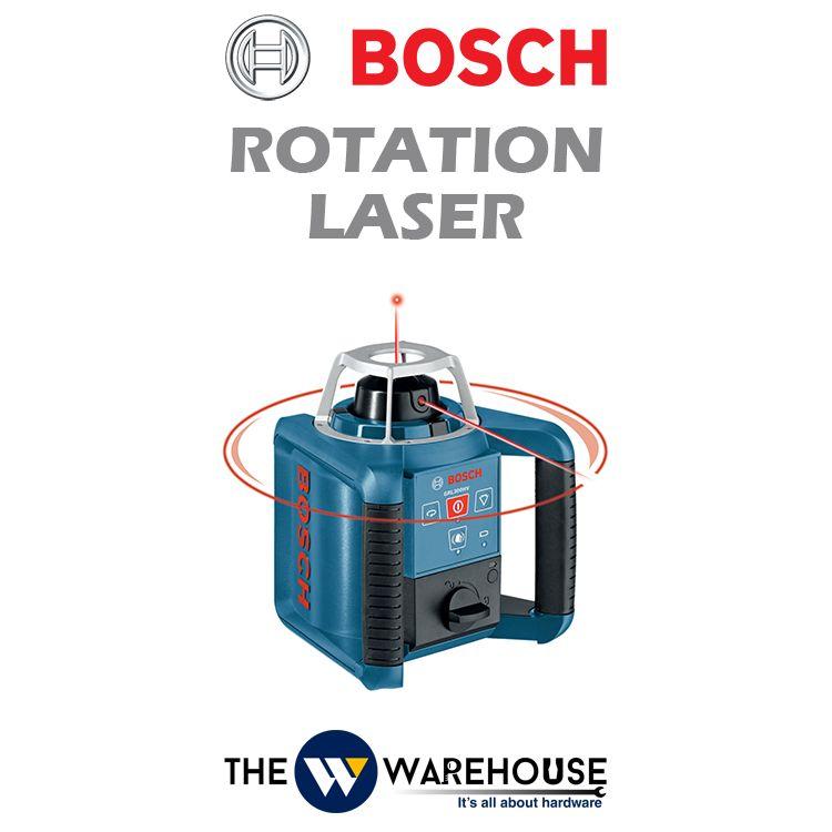 Bosch Rotation Laser