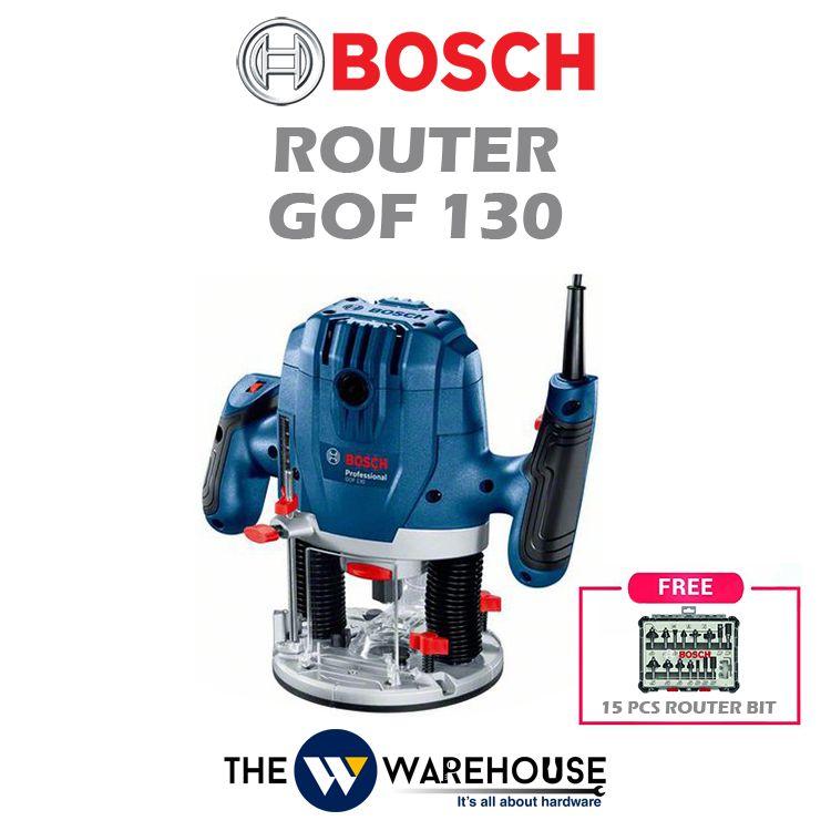 Bosch Router GOF130