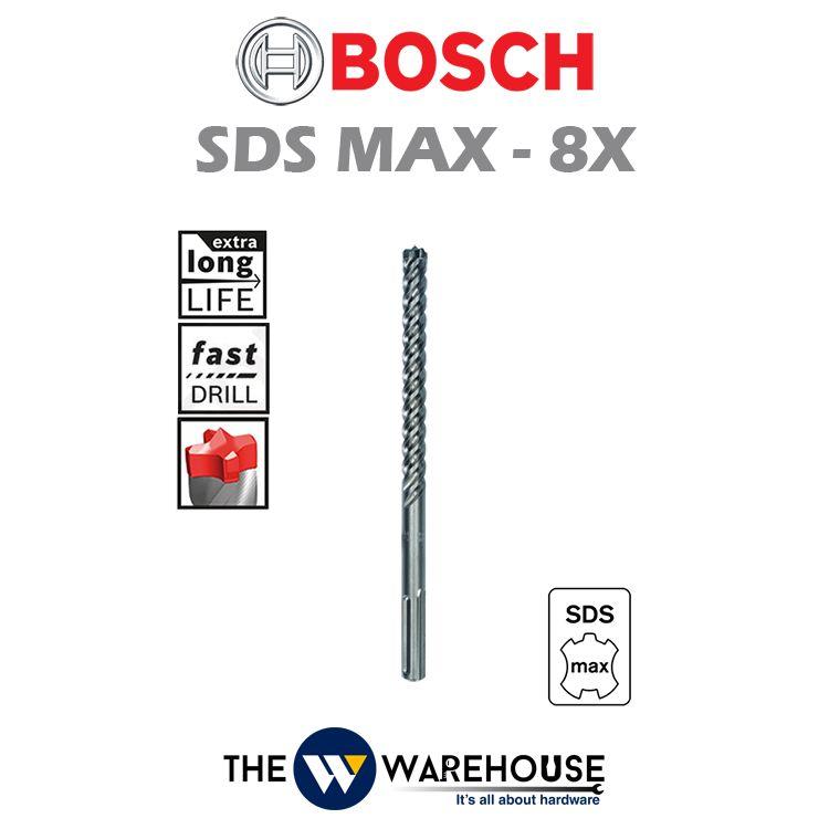 BOSCH SDS MAX-8X