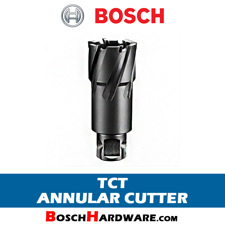BOSCH TCT Annular Cutter BH