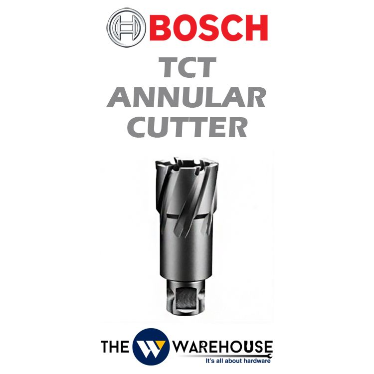 BOSCH 35 MM TCT Annular Cutter