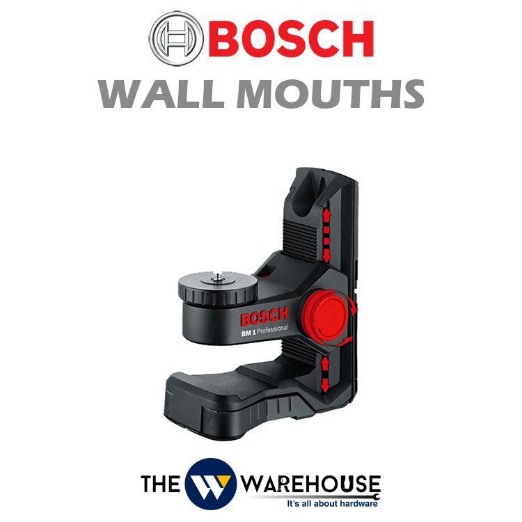 Bosch Wall Mouths