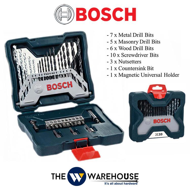 Bosch X-Line 33pcs Accs -1