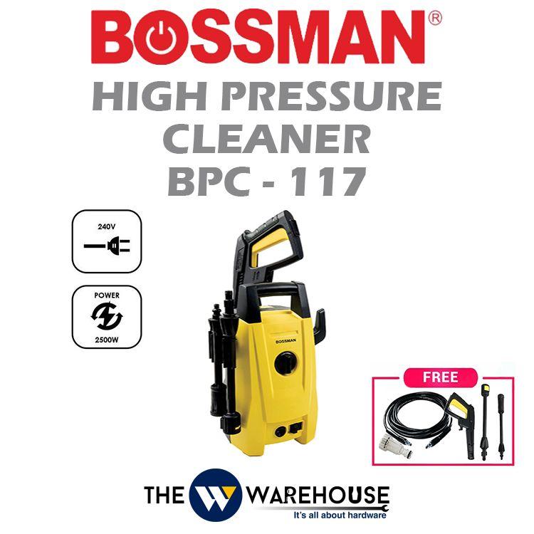 Bossman BPC-117