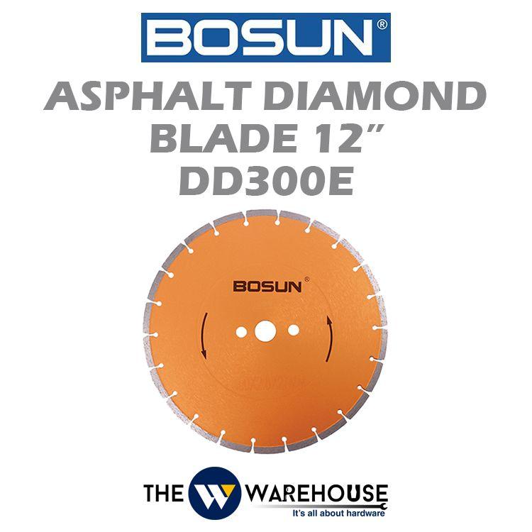 Bosun Asphalt Diamond Blade 12