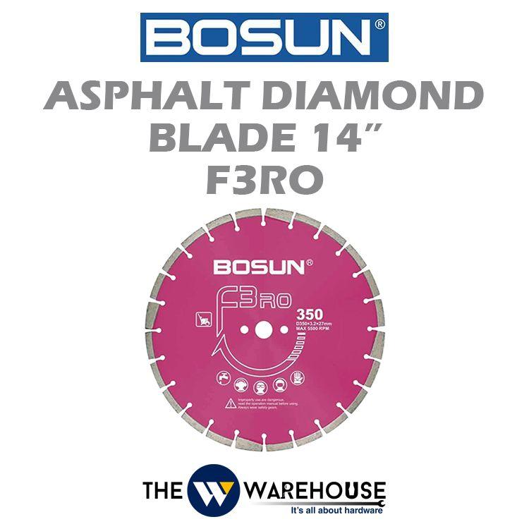 Bosun Asphalt Diamond Blade 14