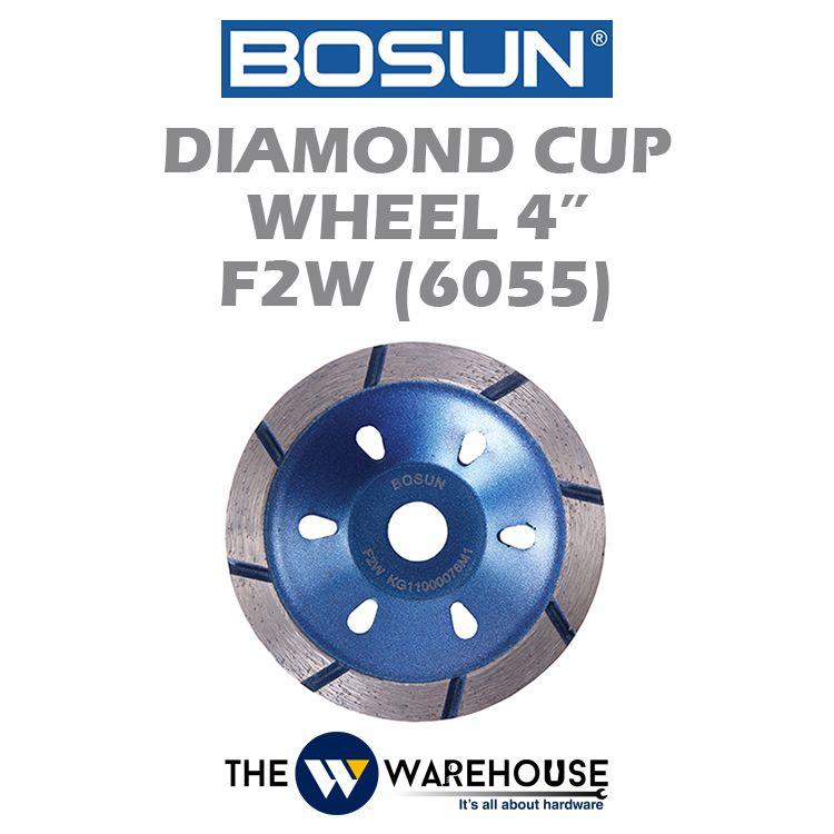 Bosun Diamond Cup Wheel 4