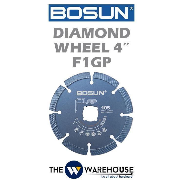 Bosun Diamond Wheel 4