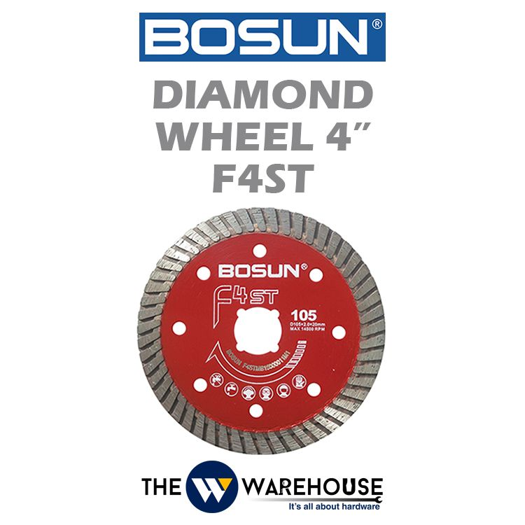 Bosun Diamond Wheel 4