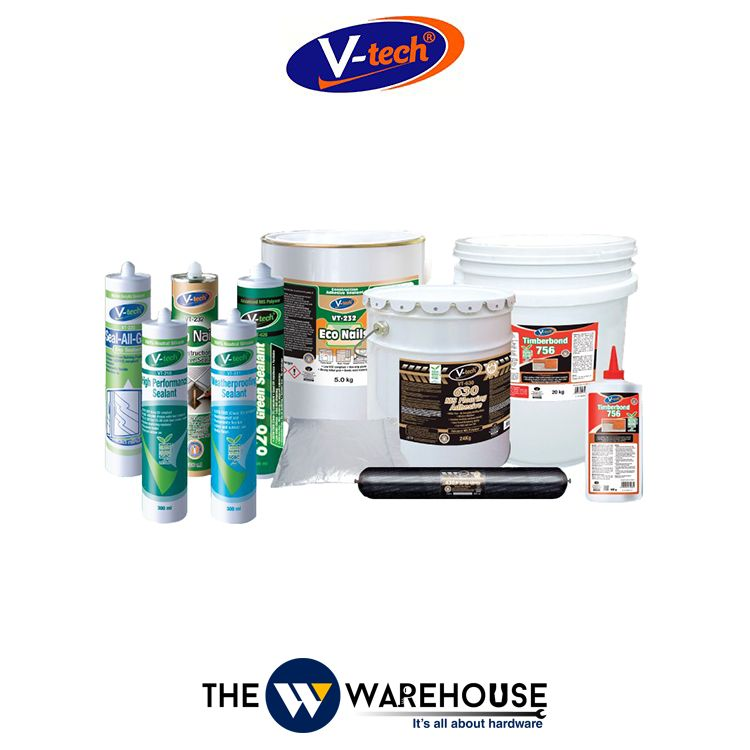 chemical product - V-Tech Silione Sealant